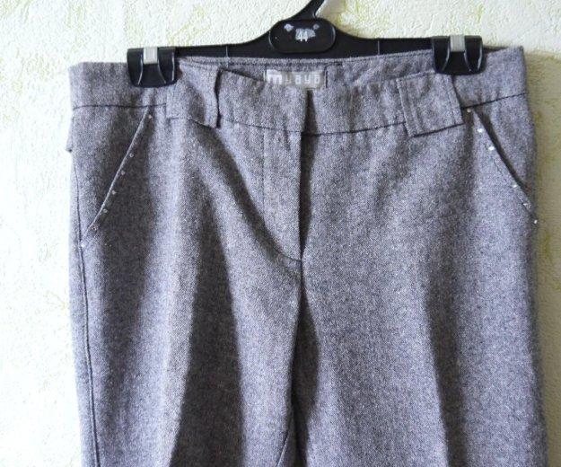 Серые классические брюки. Фото 1. Волгодонск.