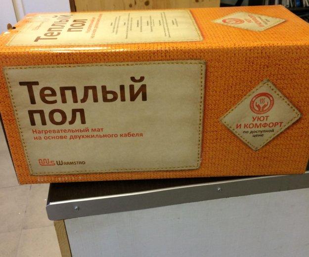 Тёплый пол. Фото 3. Екатеринбург.