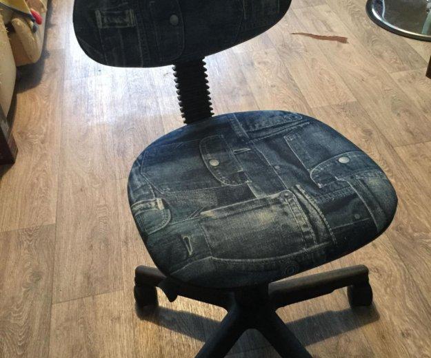 Компьютерное кресло детское. Фото 1.