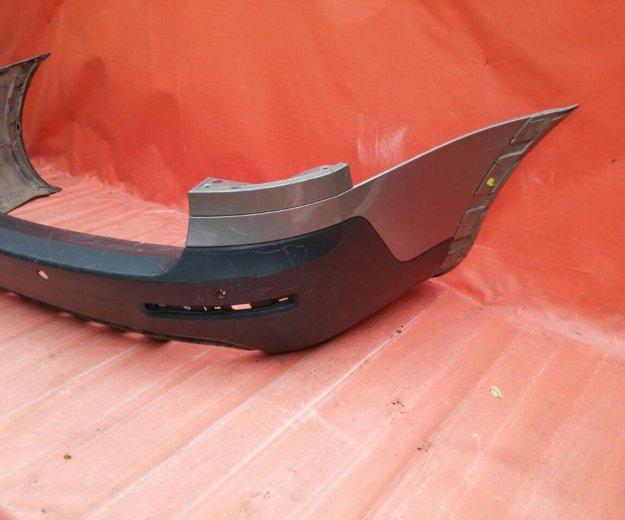 Задний бампер skoda octavia scout a5 2004-2013. Фото 4. Ногинск.