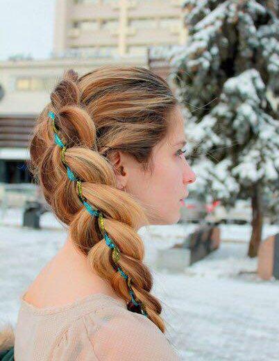 Косы, косички с выездом на дом. Фото 2. Краснодар.
