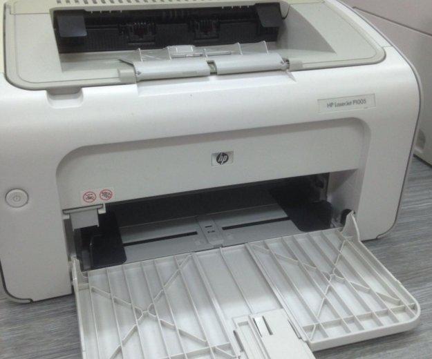 Принтер hp laserjet p1005. Фото 1. Казань.