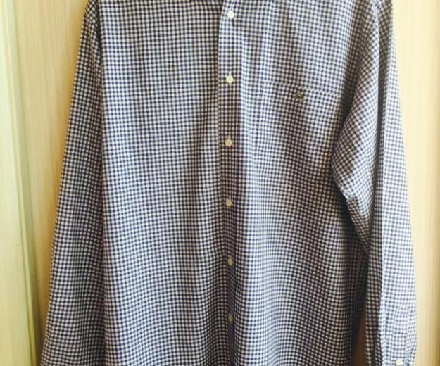 Рубашка мужская lacoste 52-54. Фото 1. Сочи.