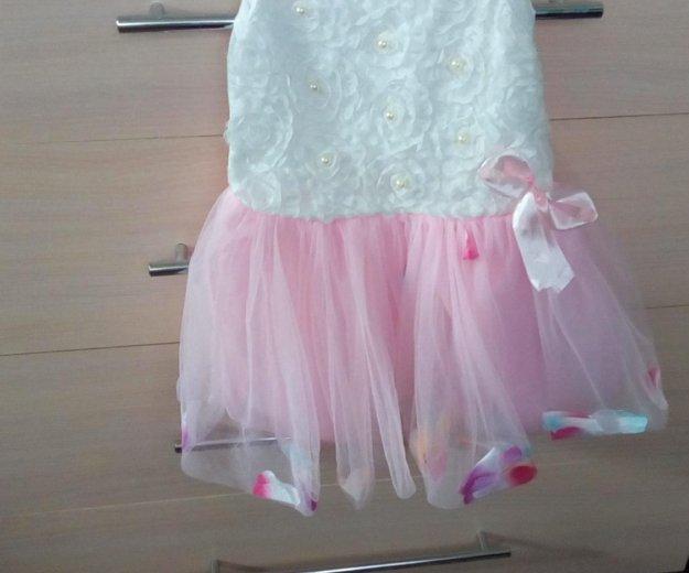 Платье для девочки. Фото 1. Уфа.