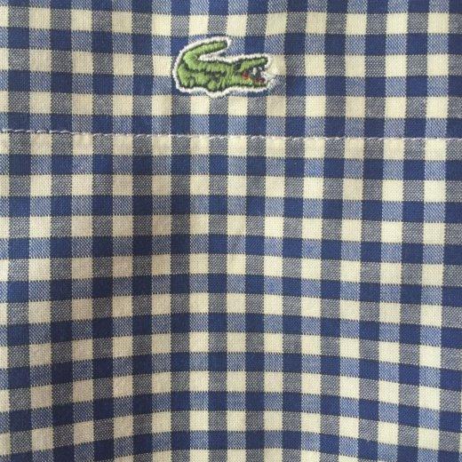 Рубашка мужская lacoste 52-54. Фото 3. Сочи.