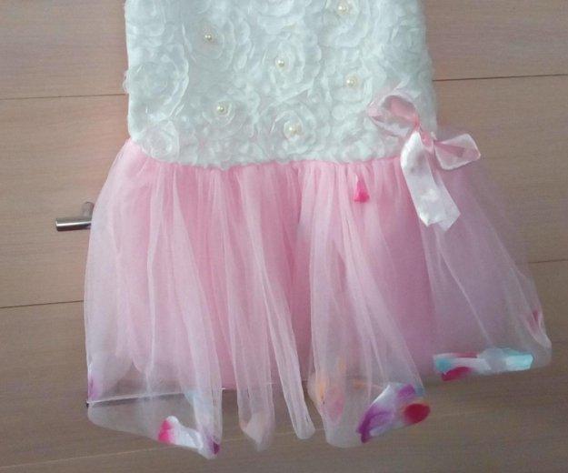 Платье для девочки. Фото 2. Уфа.