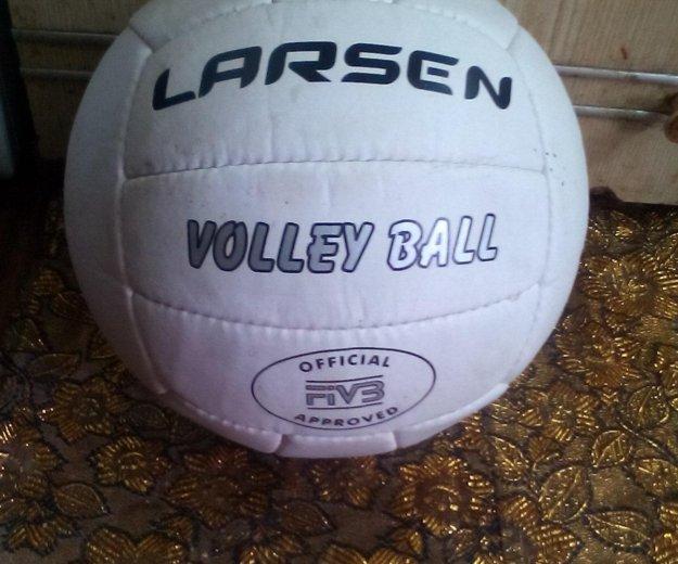 Мяч кожаный. Фото 1. Ейск.