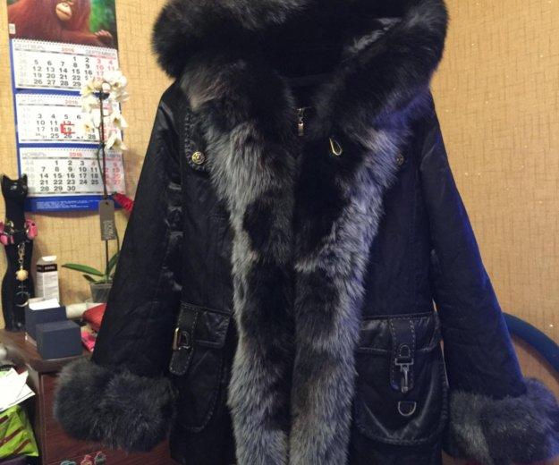 Куртка женская зимняя. Фото 1. Хабаровск.