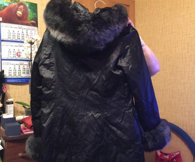 Куртка женская зимняя. Фото 2. Хабаровск.