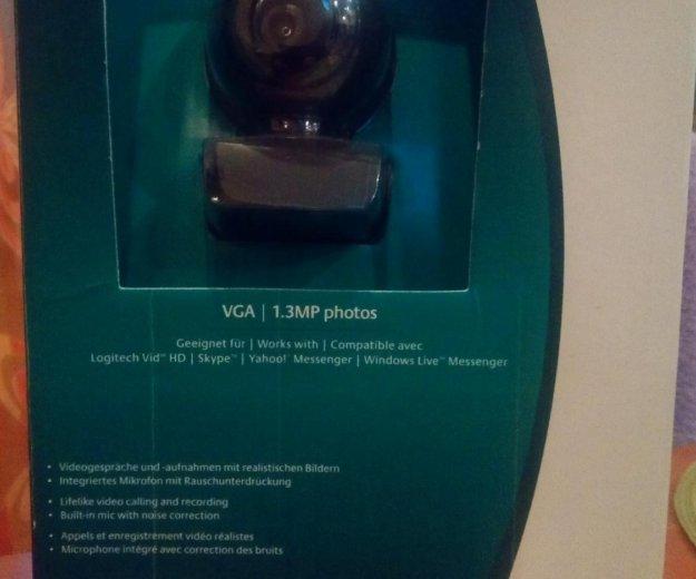 Веб-камера logitech. Фото 1. Ростов-на-Дону.
