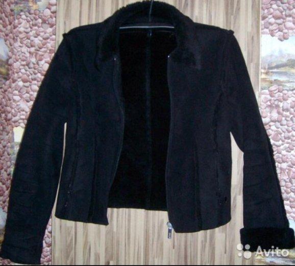 Куртка меховая. Фото 1. Энгельс.
