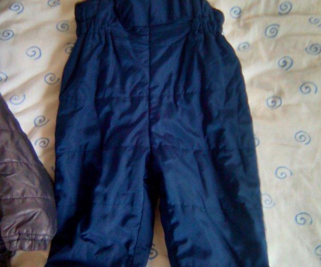 Тёплые штаны - комбенизон. Фото 1. Волжск.