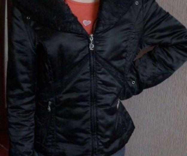 Атласная куртка. Фото 1. Уфа.