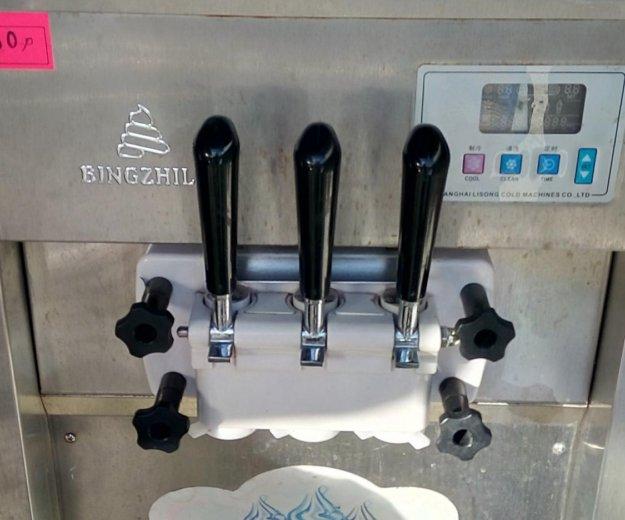Фризер для мягкого мороженого. Фото 3.