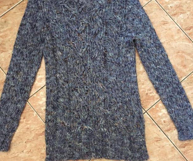 Шикарный теплый итальянский свитер. Фото 1. Москва.