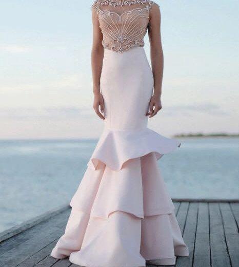 Платье новое розовое под tarik ediz. Фото 2.