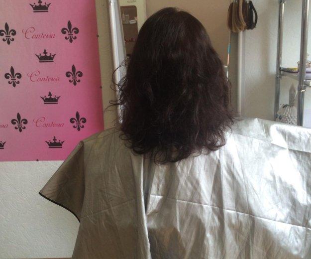 Качественное наращивание волос. Фото 3. Калуга.