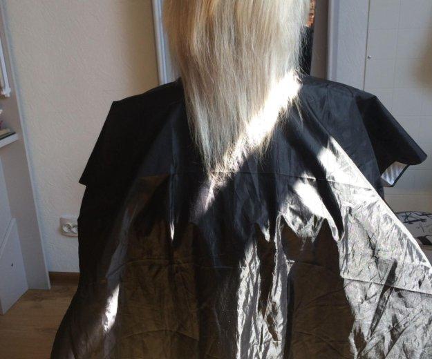 Качественное наращивание волос. Фото 4. Калуга.