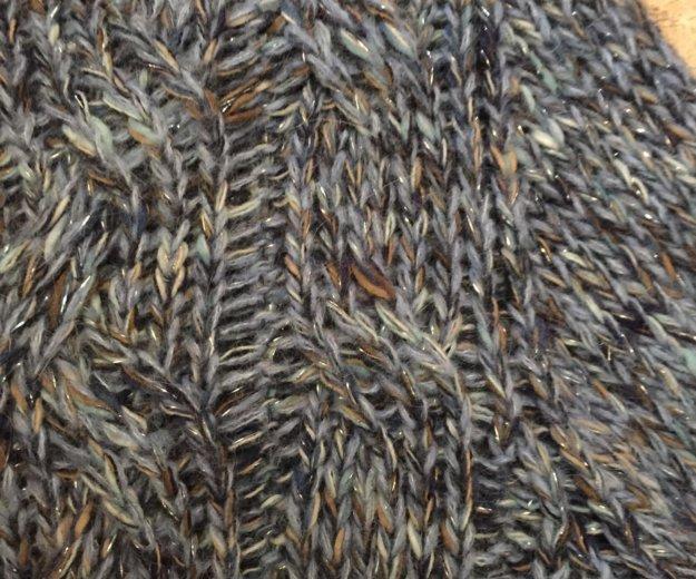 Шикарный теплый итальянский свитер. Фото 4. Москва.