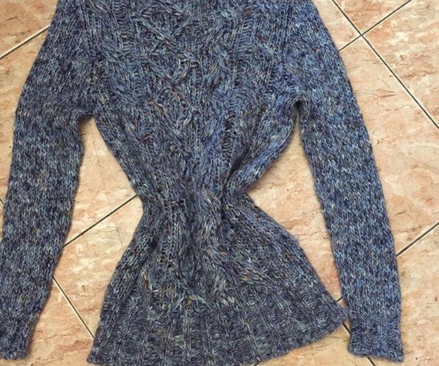 Шикарный теплый итальянский свитер. Фото 2. Москва.