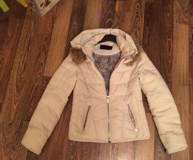 Зимняя тёплая куртка. Фото 1. Уфа.