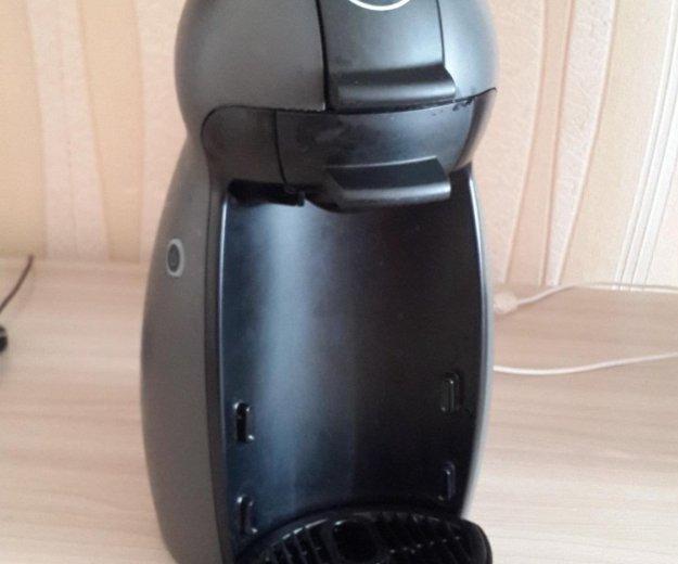 Капсульная кофемашина. Фото 3.
