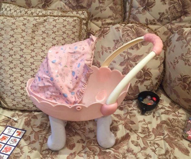 Коляска для кукол baby anabel. Фото 2. Москва.
