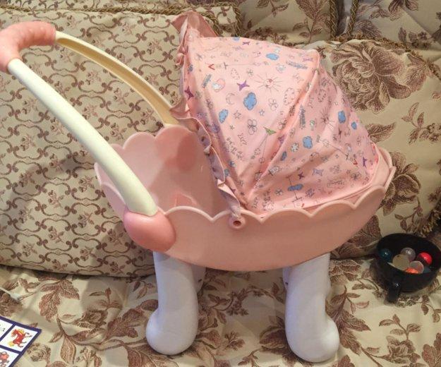 Коляска для кукол baby anabel. Фото 4. Москва.
