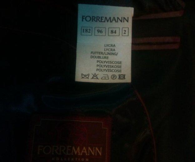 Костюм мужской двойка  forremann недорого. Фото 1.