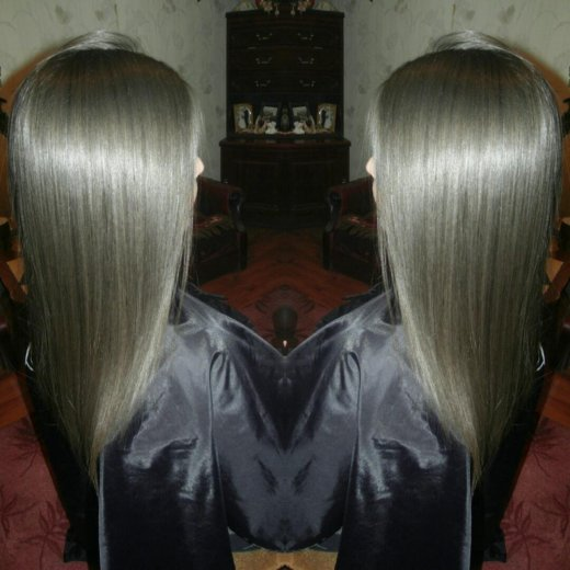 Ботокс для волос. Фото 3. Тосно.