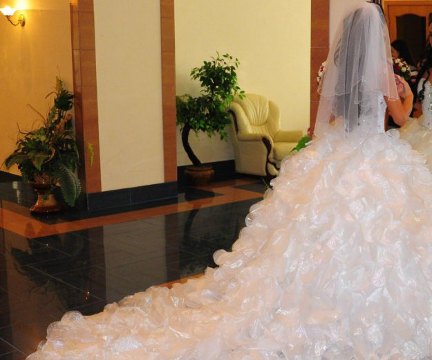 Свадебное платье. торг. Фото 3. Орел.