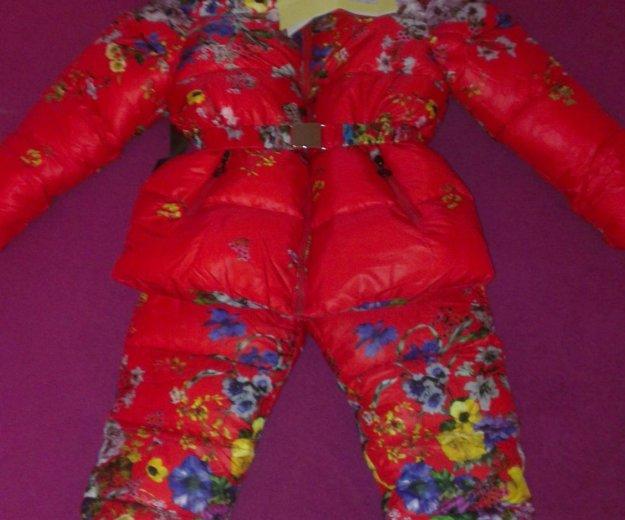Зимний костюм р.110-116. Фото 1. Химки.