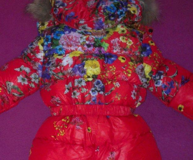 Зимний костюм р.110-116. Фото 2. Химки.