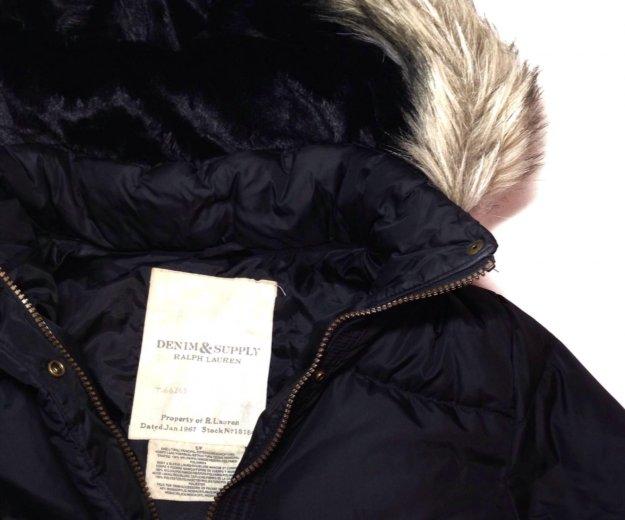 Куртка пуховик ralph lauren. Фото 3.
