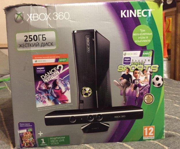 Xbox 250гб. Фото 4.