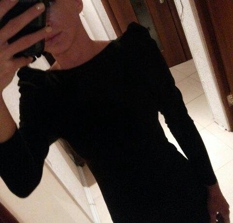 Трикотажное платье. Фото 2.