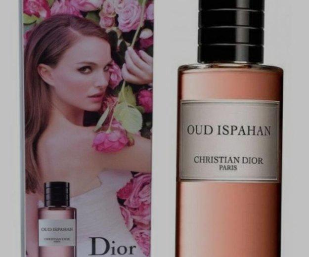 Christian dior - парфюмерная вода oud ispahan 125. Фото 1.