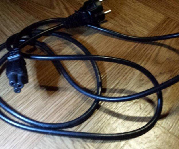 Сетевой шнур для ноутбуков и радио.. Фото 1. Москва.