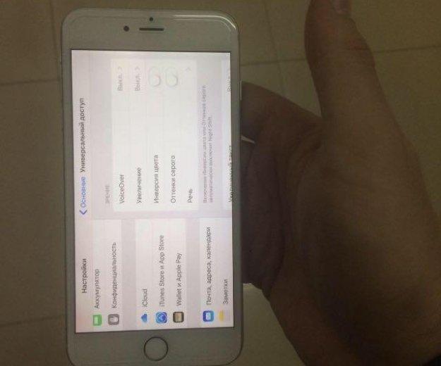 Iphone 6 plus 64g рос. Фото 1.