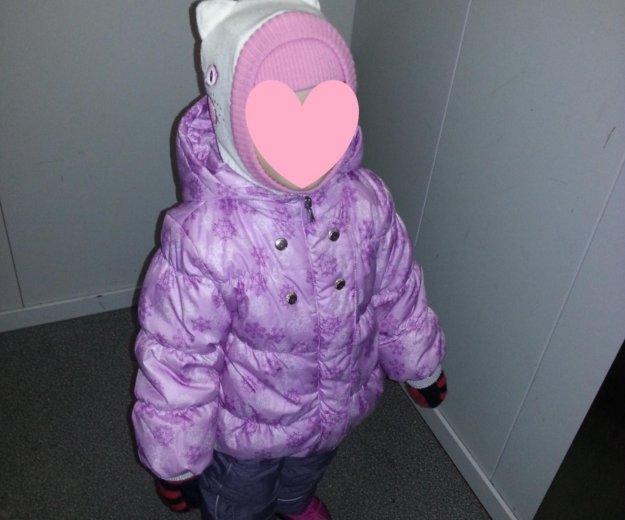 Костюм зимний детский. Фото 4.