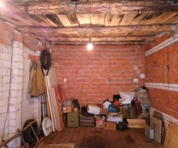 Кирпичный гараж союз. Фото 3. Ижевск.