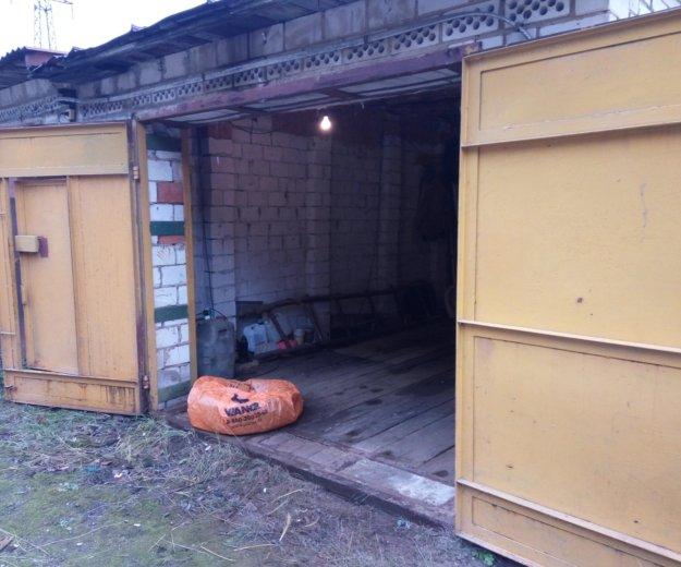 Кирпичный гараж союз. Фото 4. Ижевск.