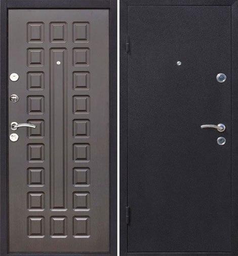 Дверь металлическая. Фото 3. Уфа.