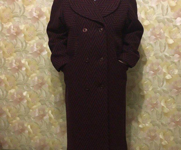 Женское пальто. Фото 4. Реутов.