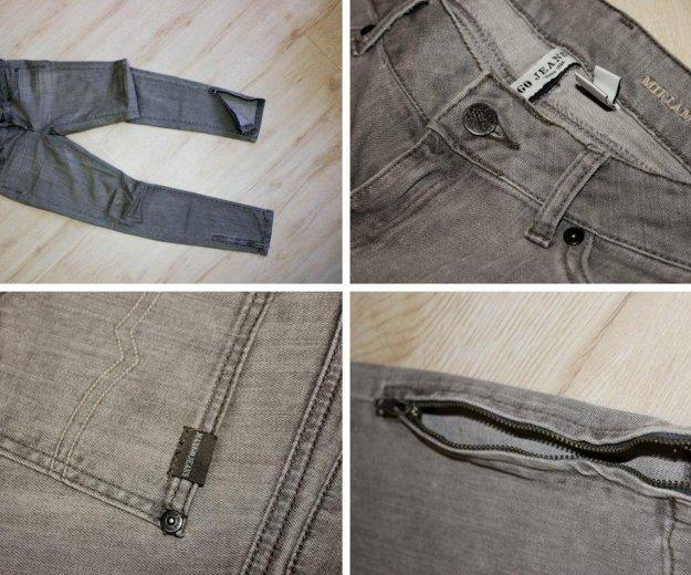 Серые джинсы. Фото 2. Магнитогорск.