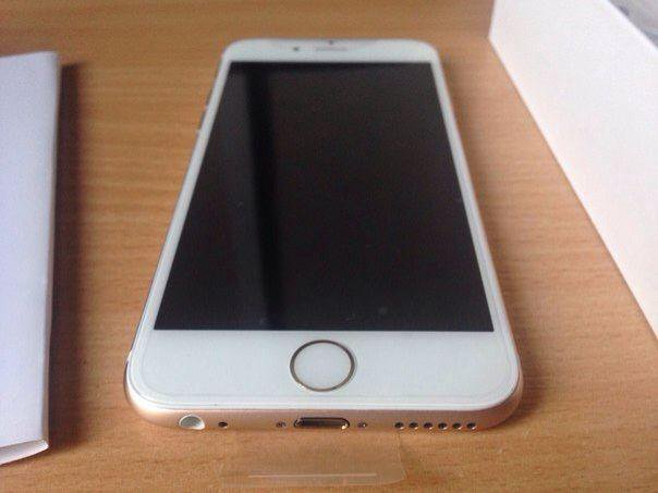 Новый iphone 6 16gb gold. Фото 3.
