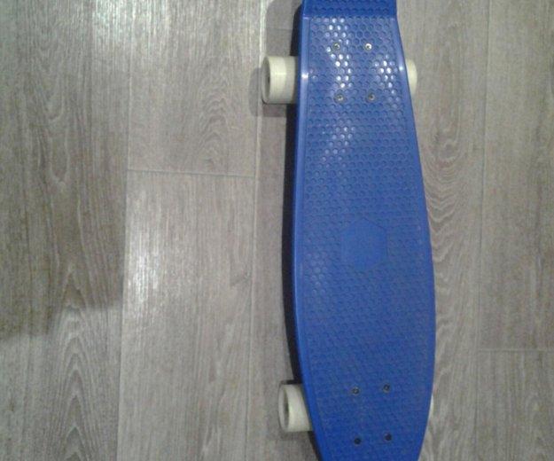 Penny board. Фото 1.