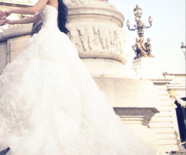 Свадебное платье. Фото 4. Нижний Новгород.