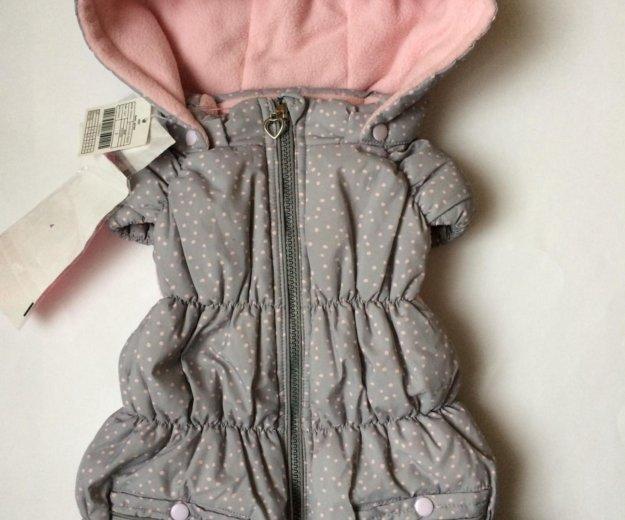 Новая жилетка для девочки на 5 лет. Фото 4. Москва.