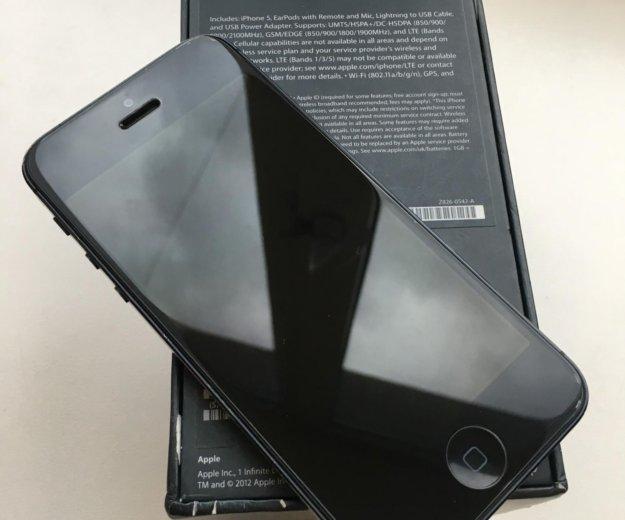 Продам iphone 5 64gb. Фото 1.